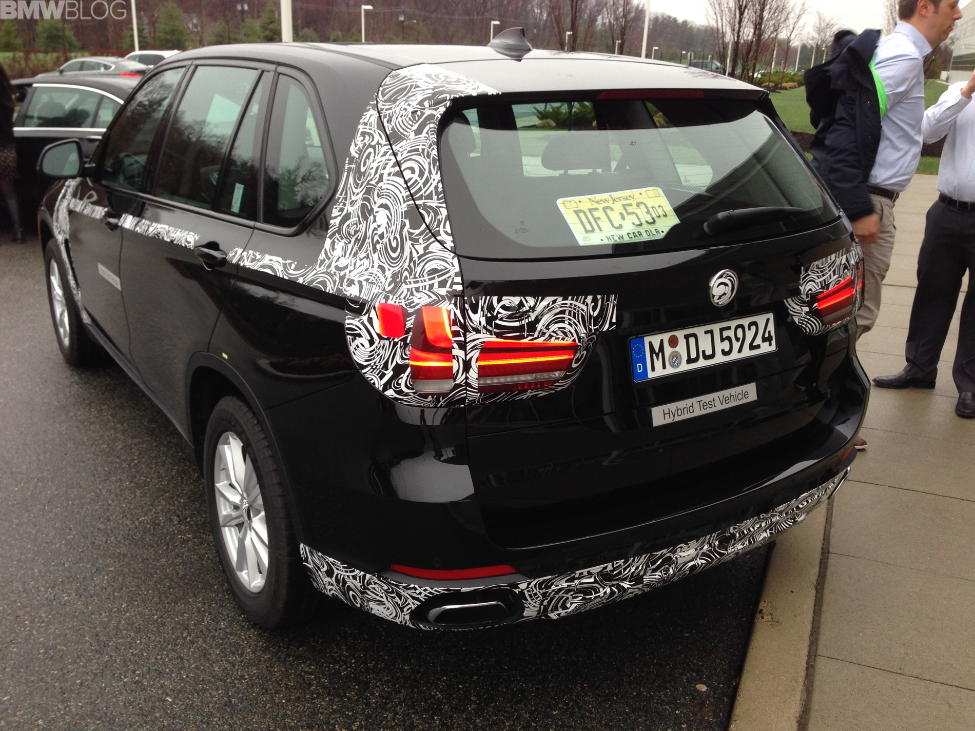test drive bmw x5 edrive hybrid 14