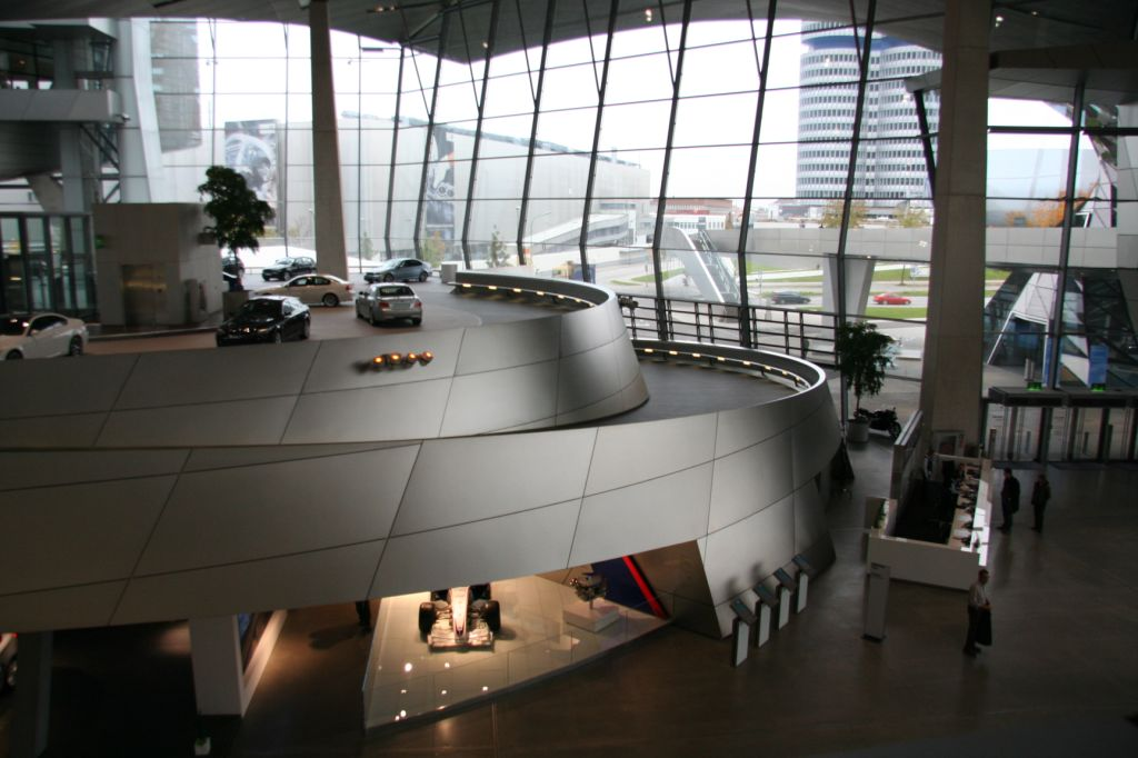 the path out of bmw welt