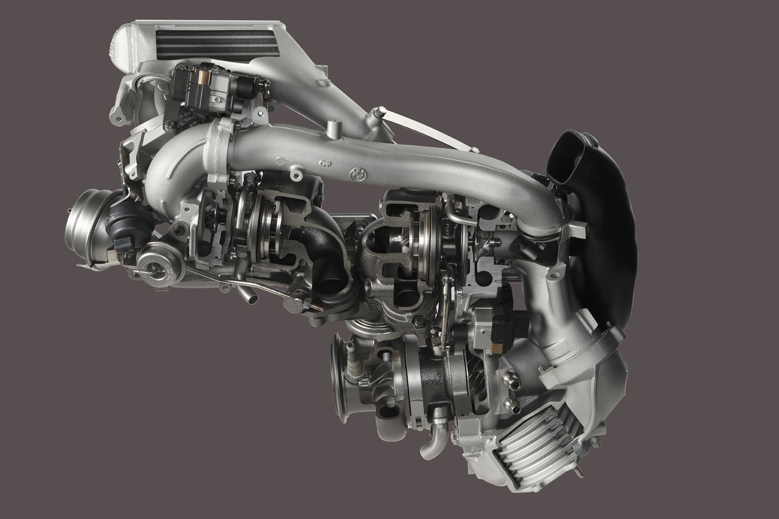 tri turbo system
