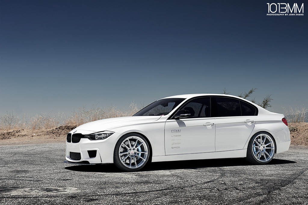 1013mm Amp Ltbmw Project F30 Bmw 3 Series With M6 And 1m