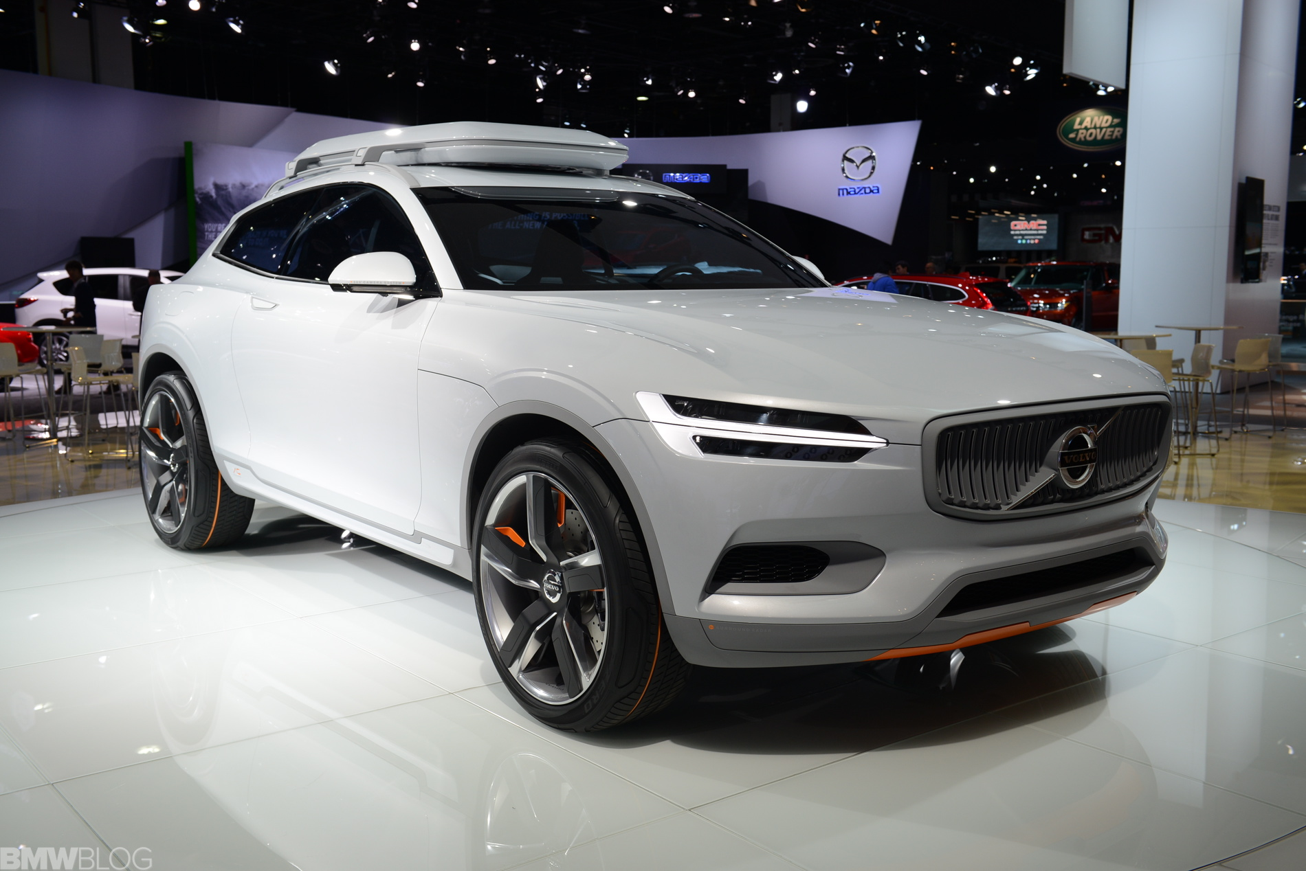 Volvo Xc Coupe Concept 2014 Naias