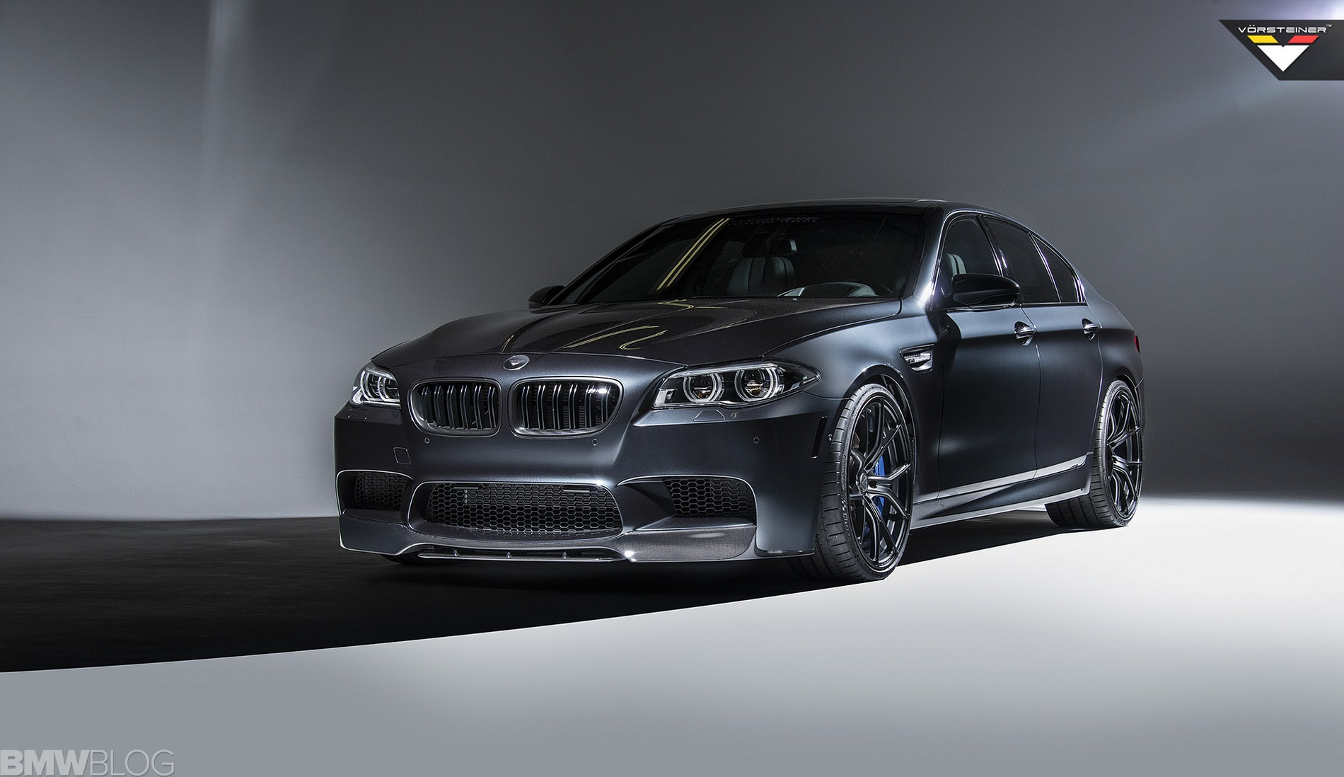 Vorsteiner For 2013 Bmw M5 Sedan
