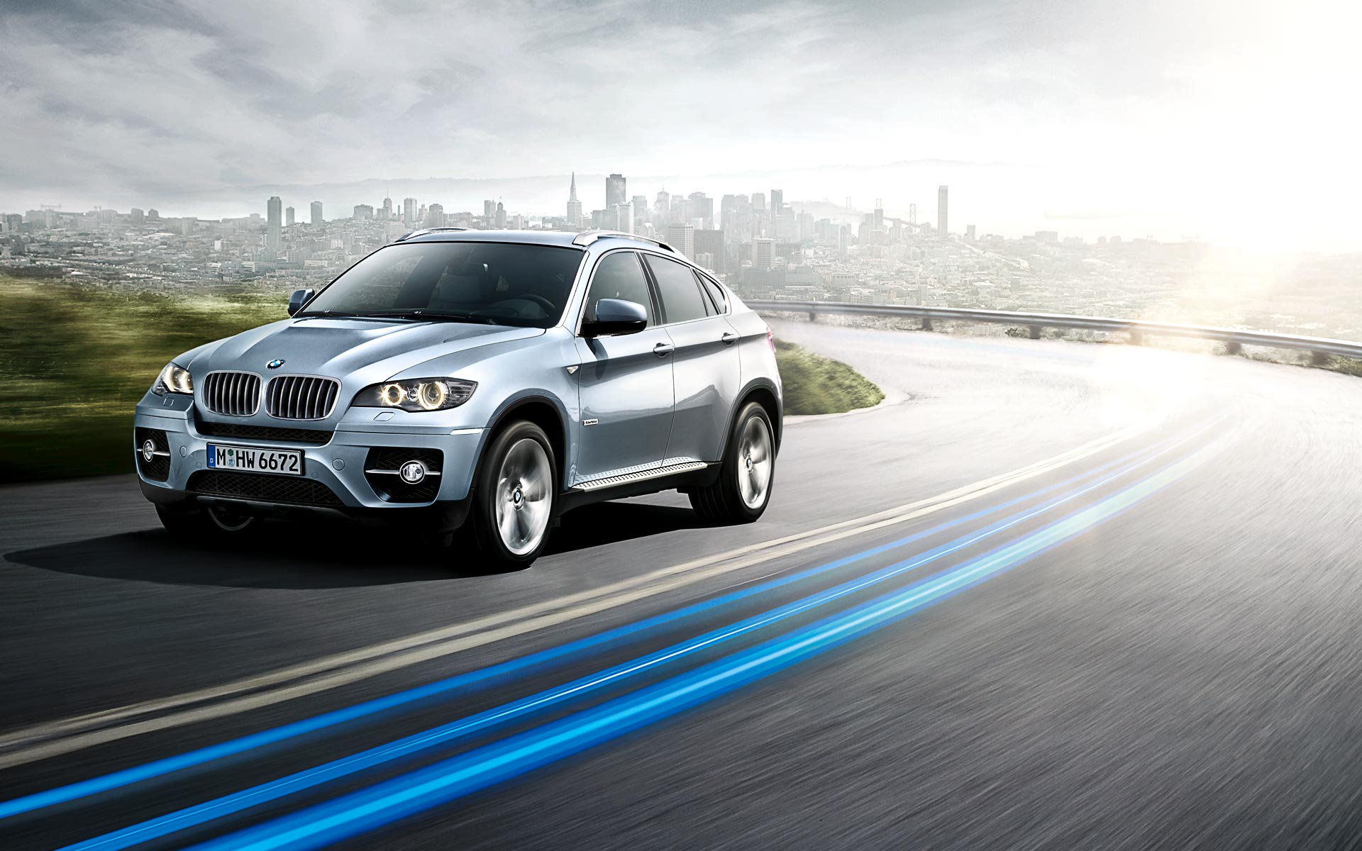 Bmw Activehybrid X6 Priced At 102 900 Euros In Germany