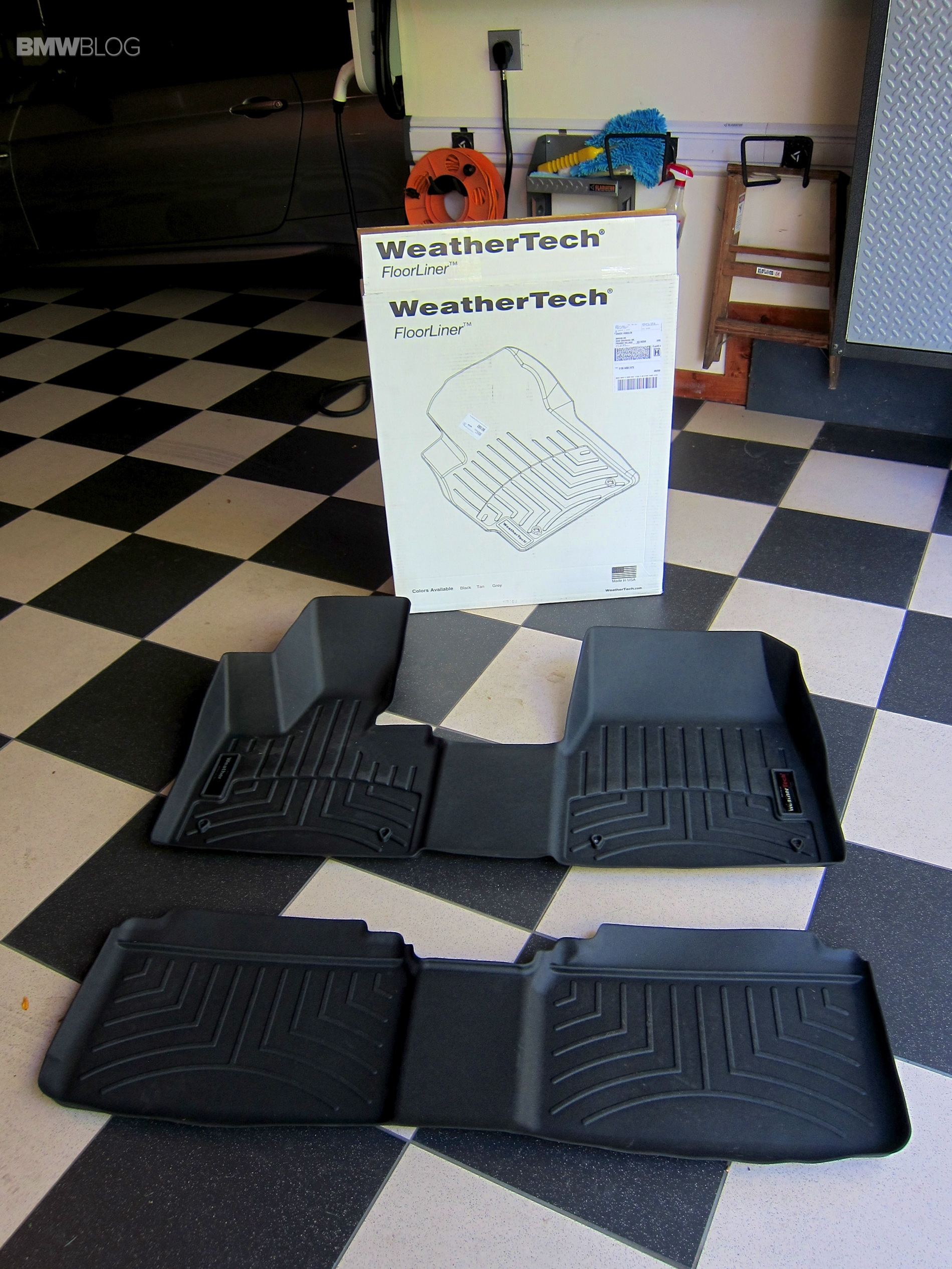 car weathertech mat front black bmw floor weather mats all