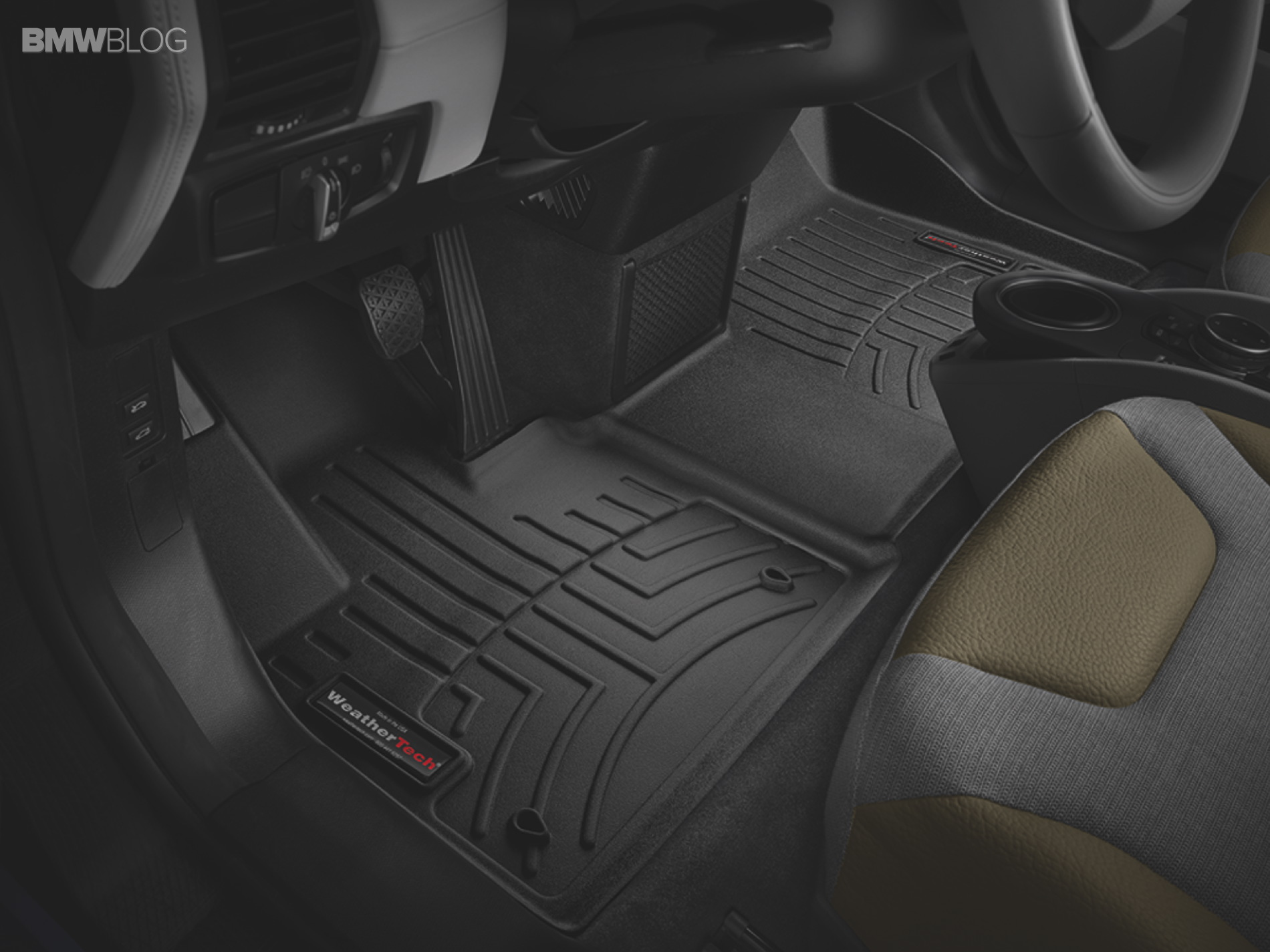 floor watch rear toyota weathertech sienna youtube mats fit mat floorliner custom for black