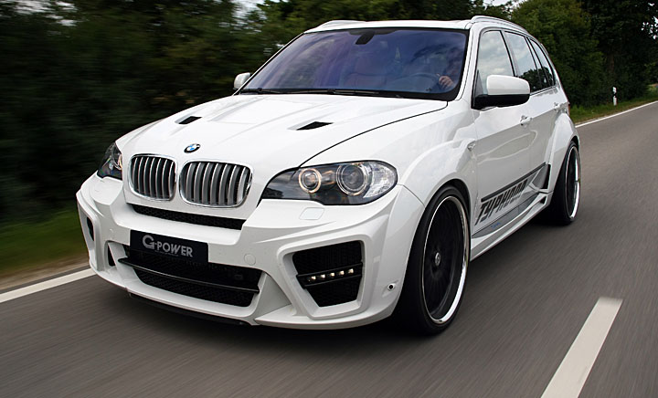 G Power X5 Typhoon Rs With 625 Horsepower