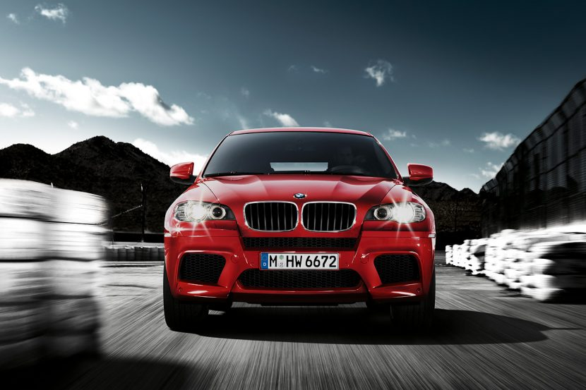 Wallpapers: BMW X6 M and BMW X5 M
